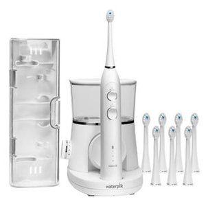Waterpik Sonic-Fusion Flossing Toothbrush Combo